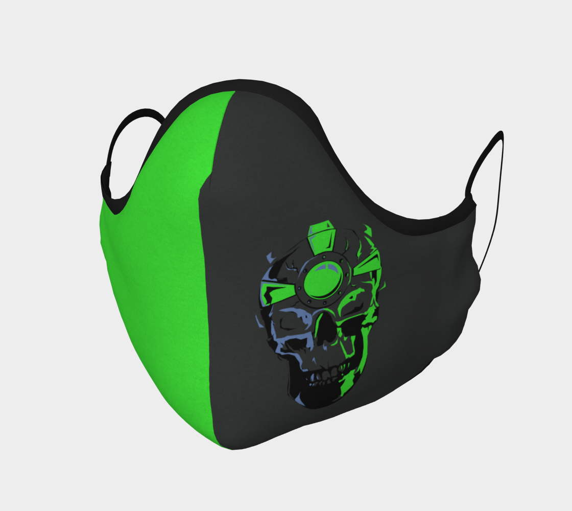 Necronauts Facemask preview