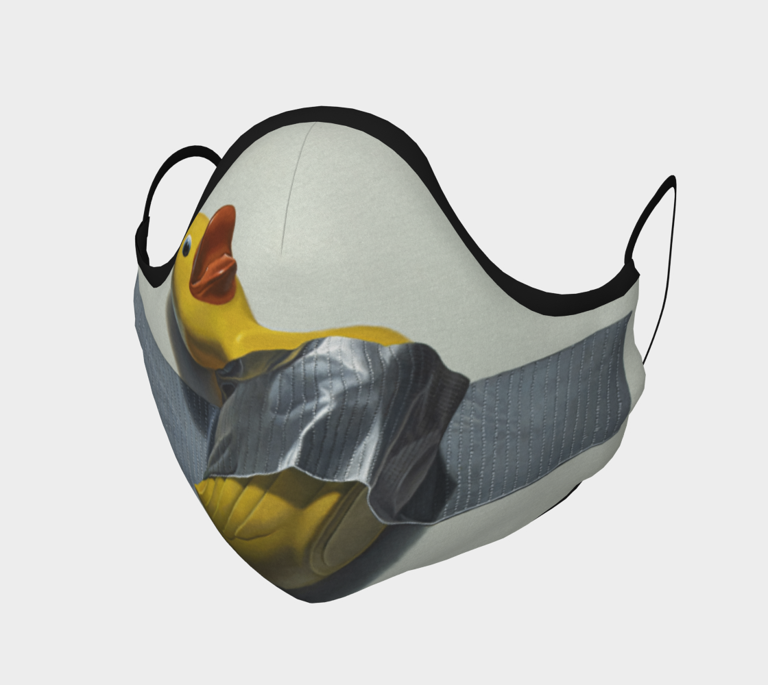 Duck Taped Mask preview #1