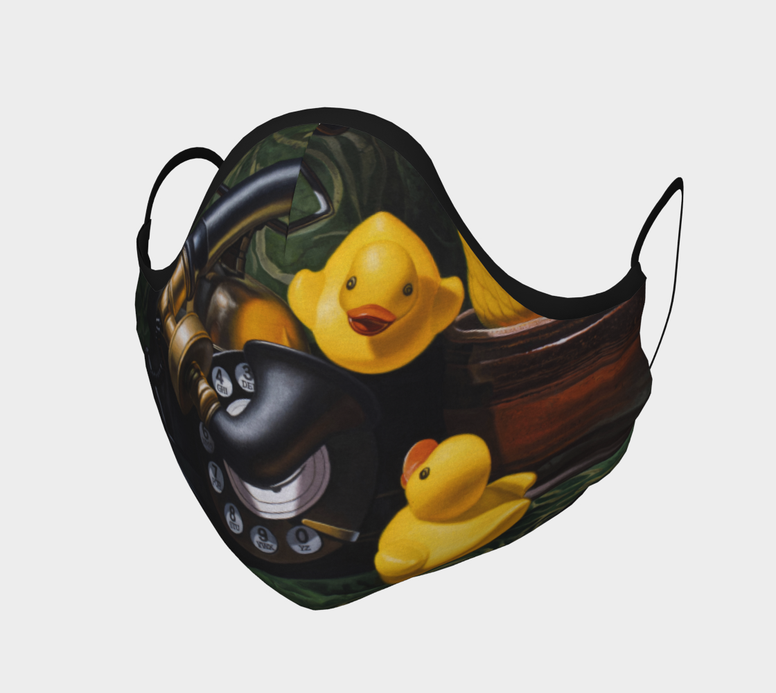 Duck Call Face Mask preview