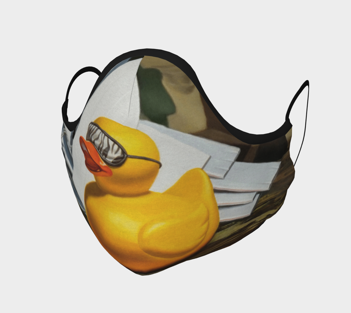 Duck Blind Face Mask preview
