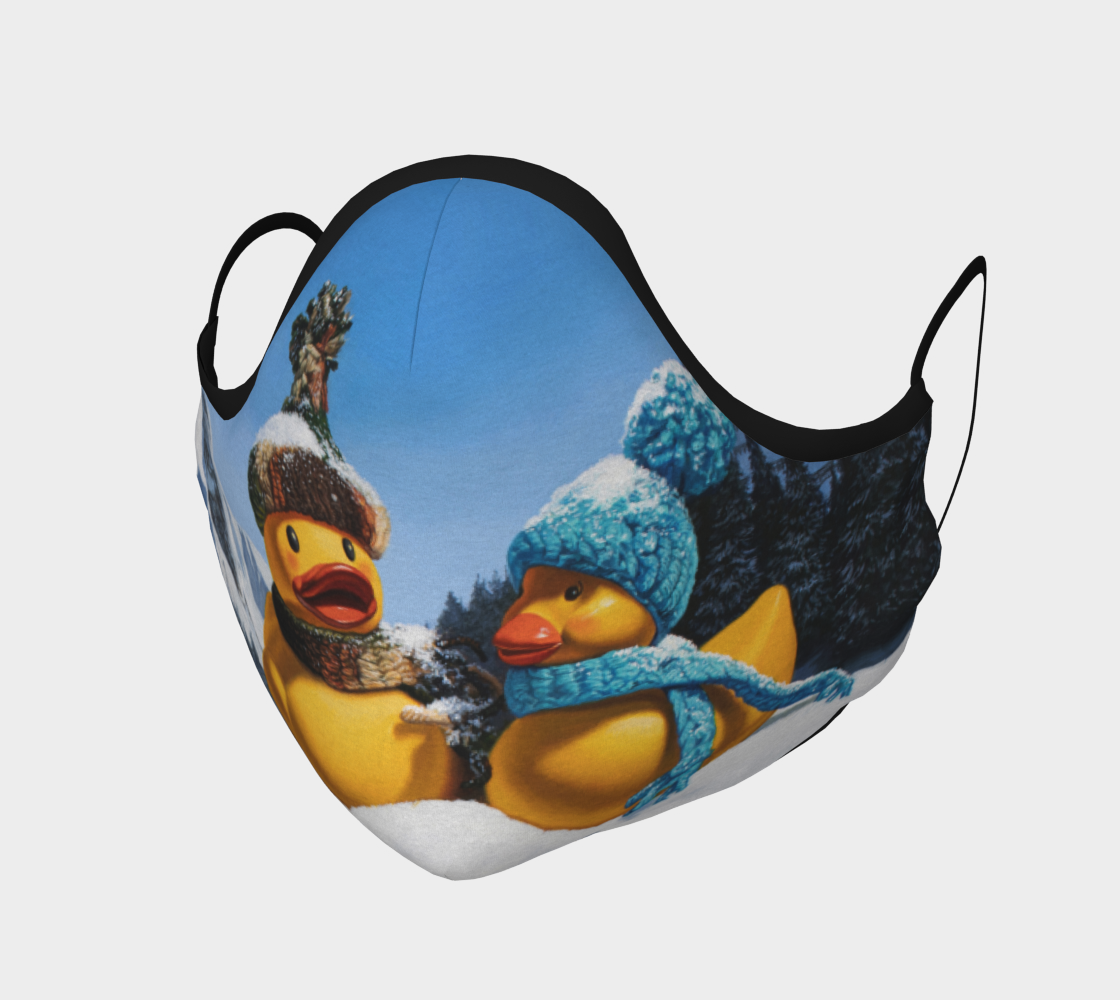 Cold Duck Face Mask preview