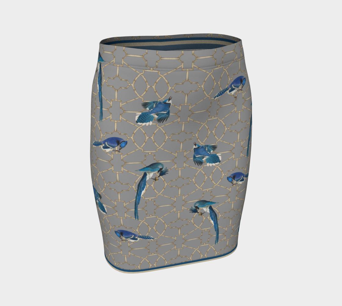 Bluebird Trellis Skirt preview
