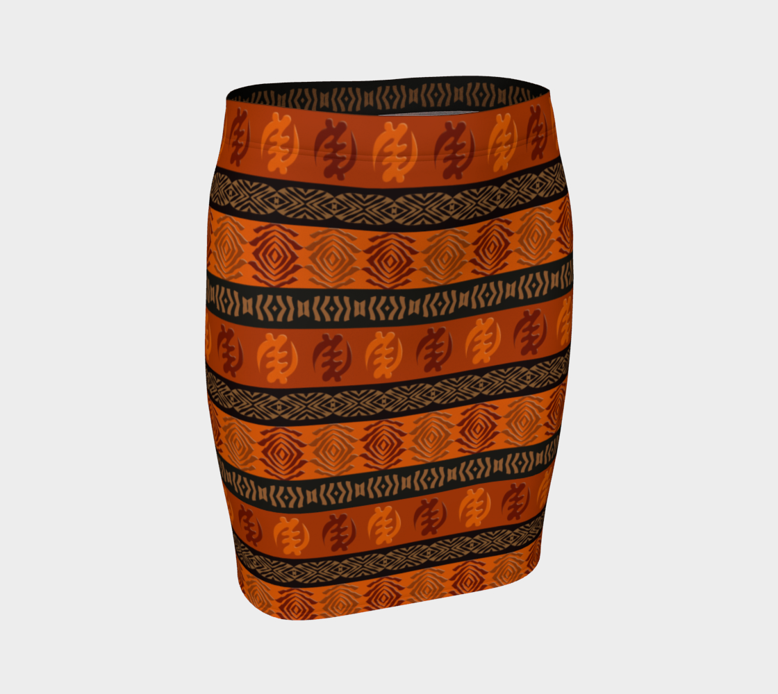 Ethnic African Adinkra Symbols preview