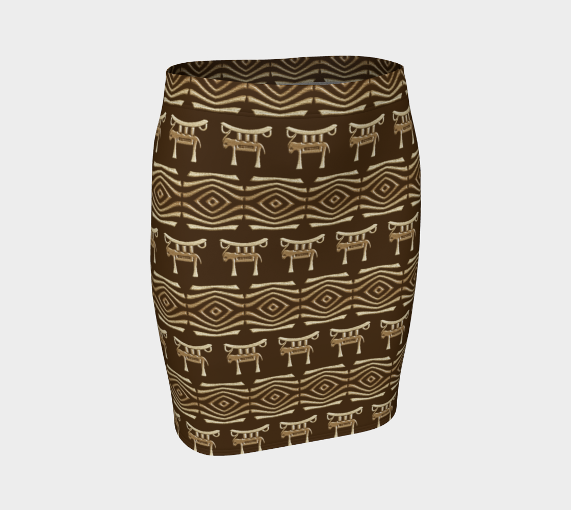 Aperçu de Ethnic African Tribal Pattern