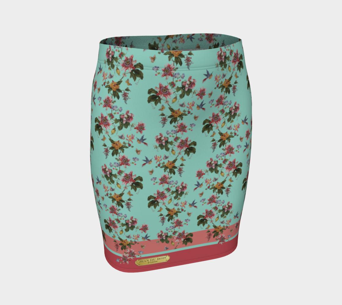 Fruit de la Passion Fitted Skirt preview