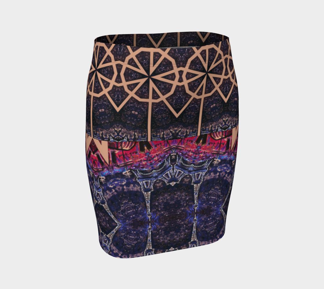Eiffel-Garter Party Skirt preview