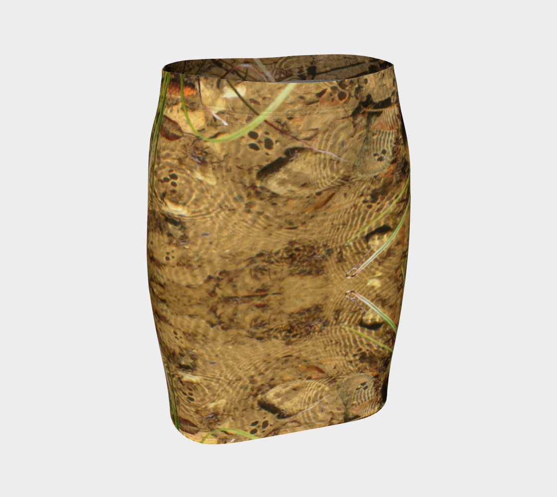 Ripples Waterskippers Fitted Skirt preview #1