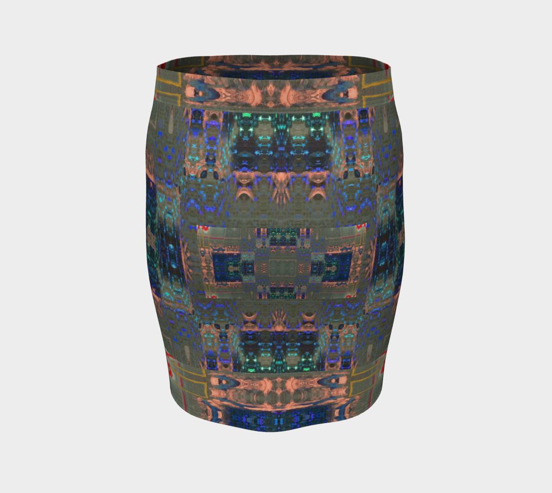 Star-Spangeled Glitterayi Sacred Urn Dress preview #4