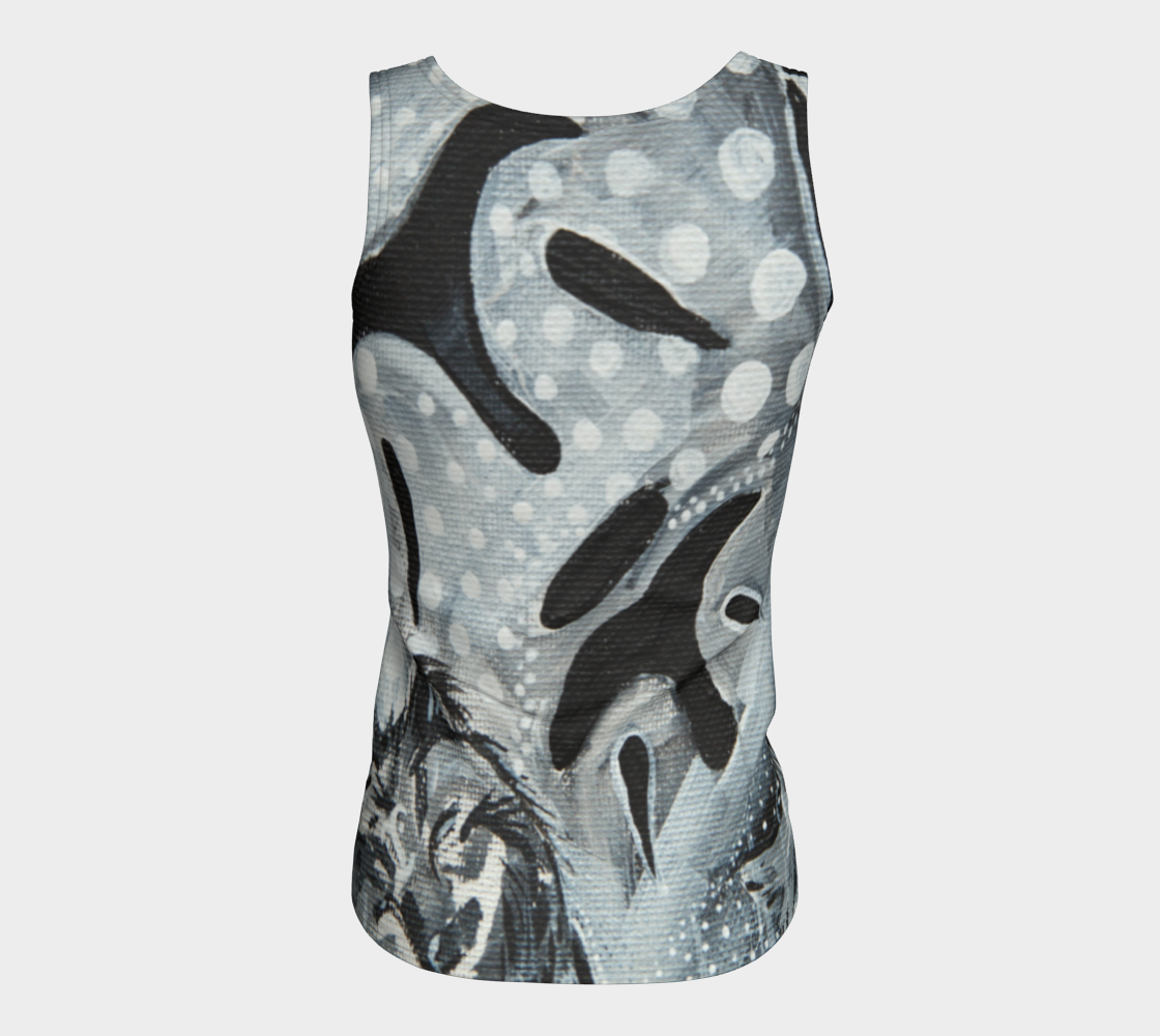 BW Fitted Tank Top preview #6