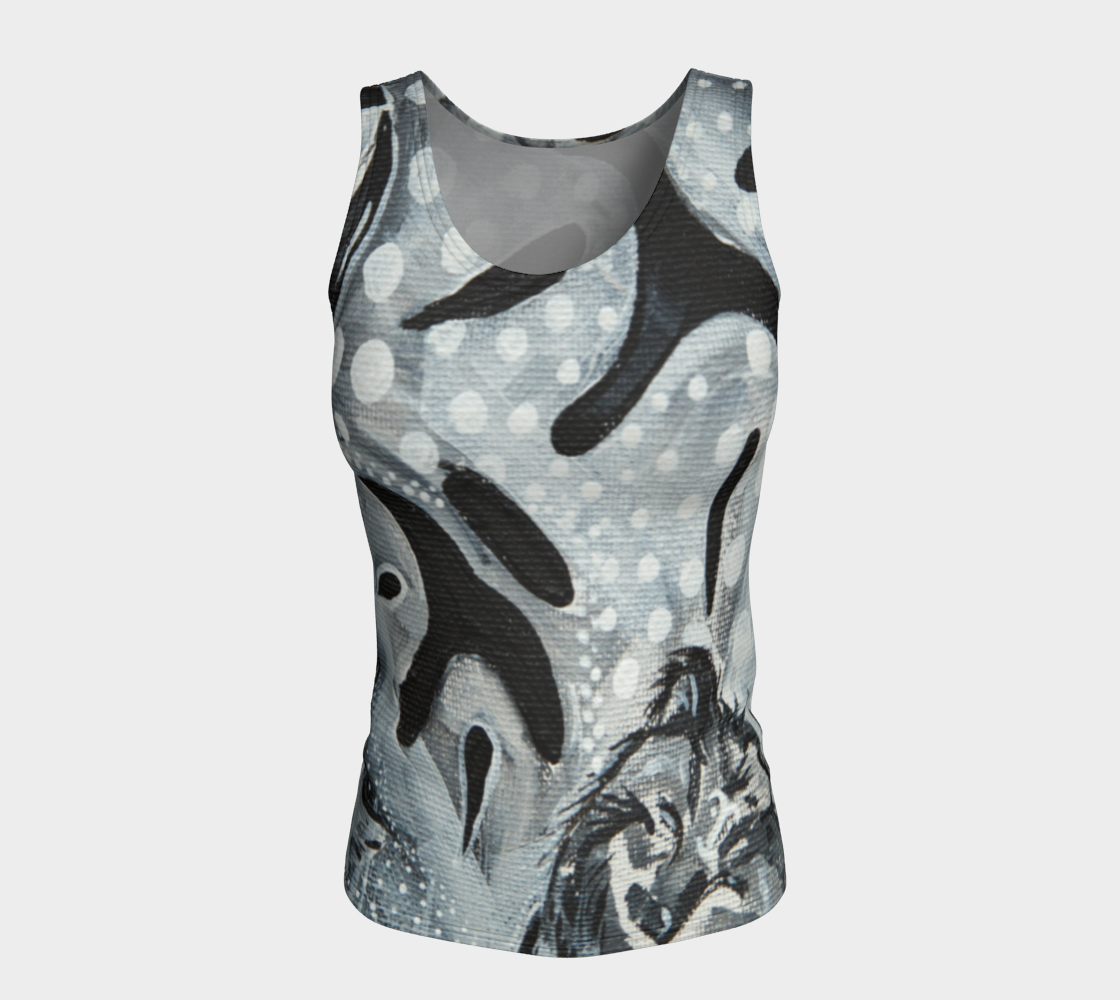 BW Fitted Tank Top preview #5