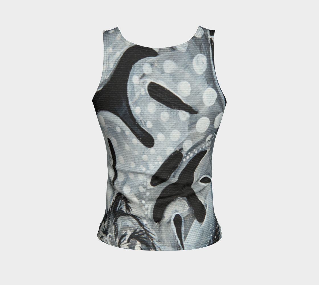 BW Fitted Tank Top preview #2