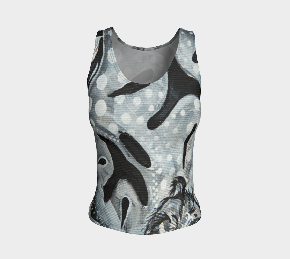 BW Fitted Tank Top preview