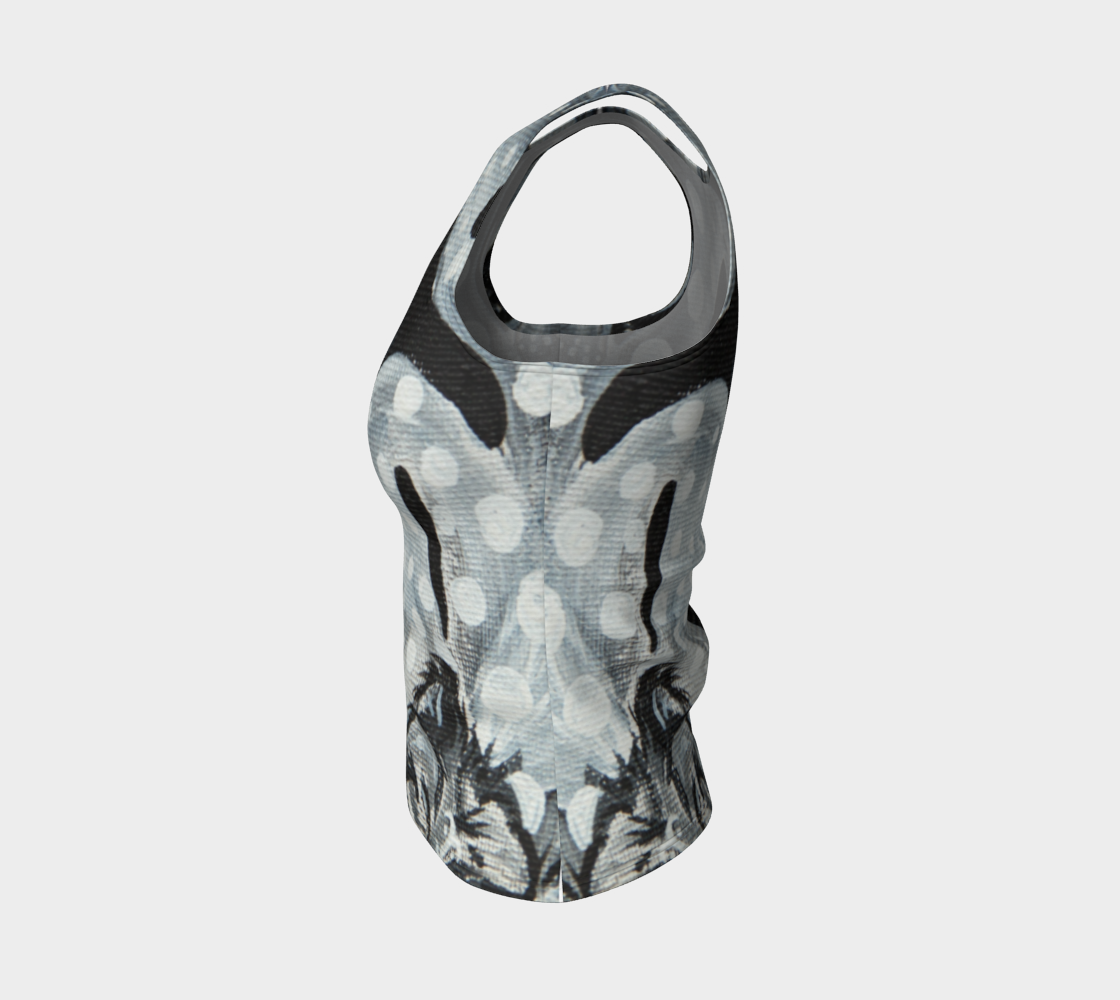 BW Fitted Tank Top preview #3