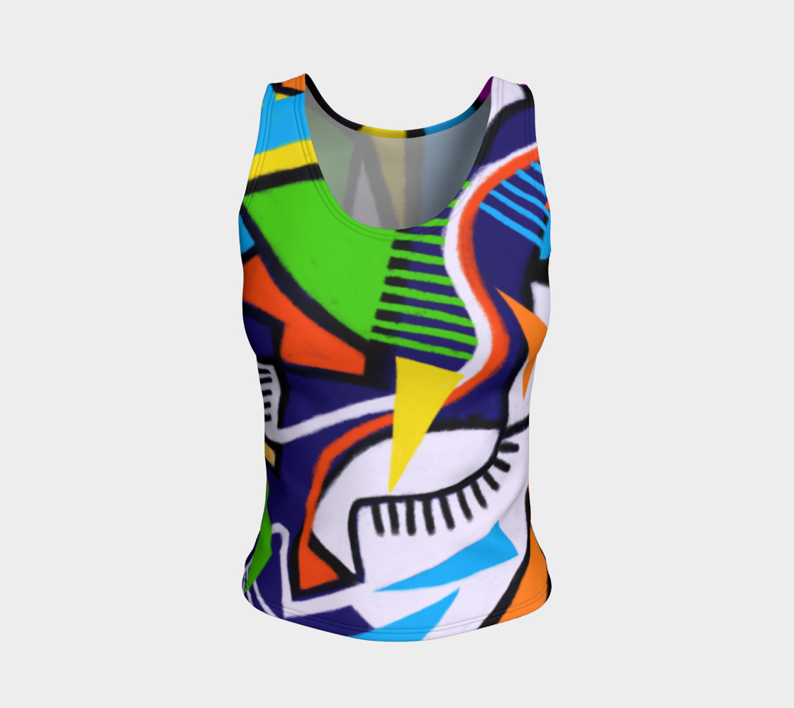 Aimee's Fitted Tank Top preview #1
