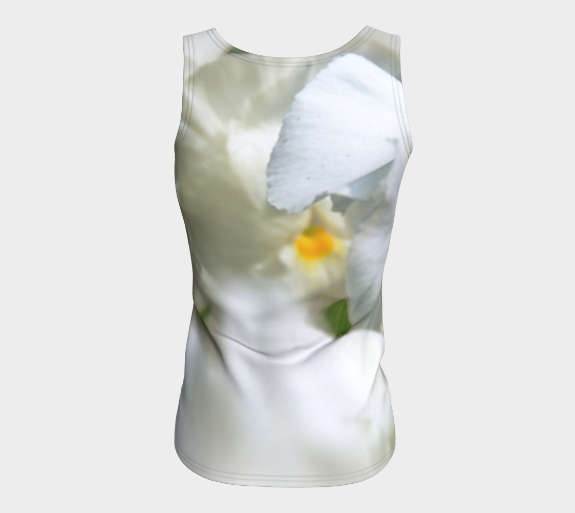 Silvery Pansies preview #6