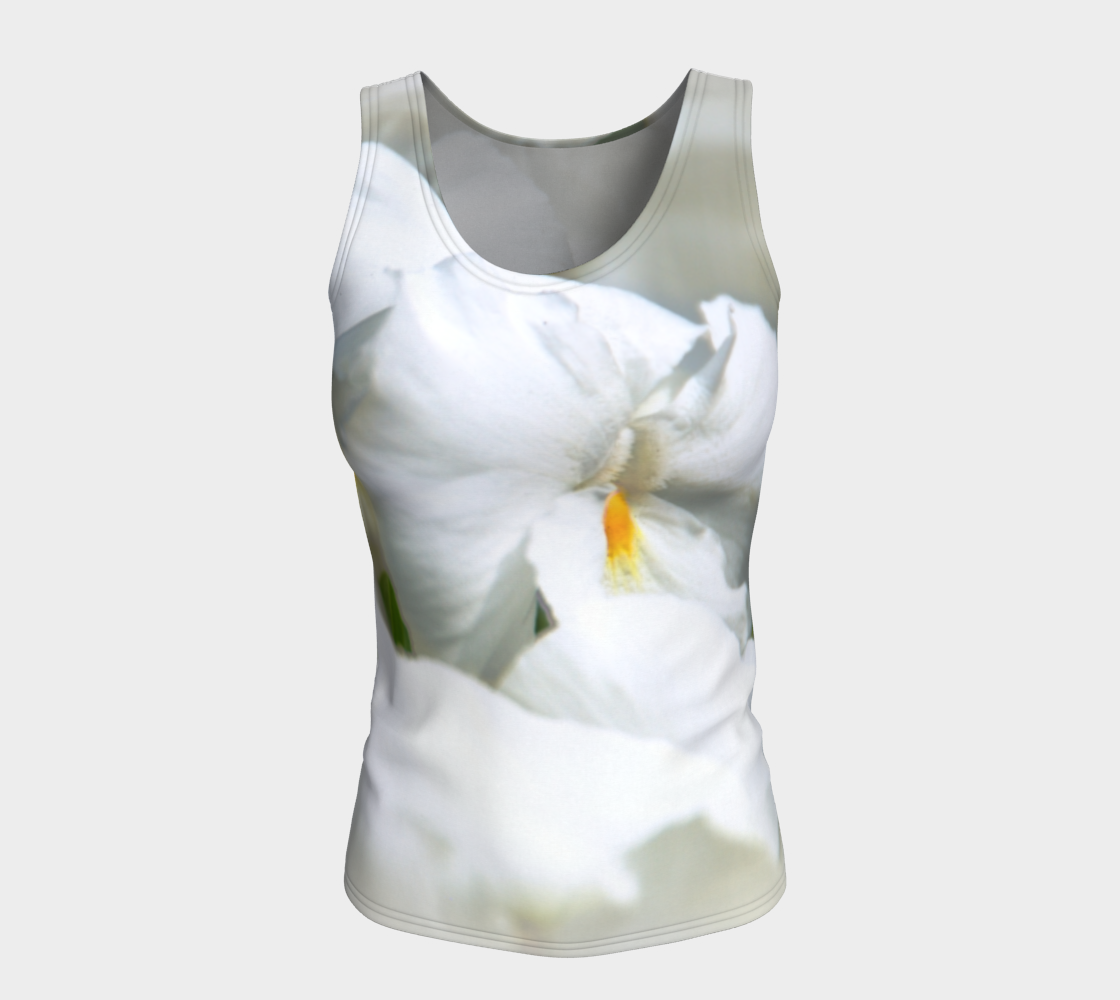Silvery Pansies preview #5