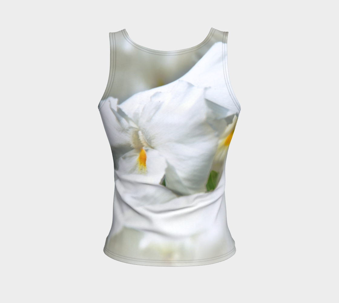 Silvery Pansies preview #2