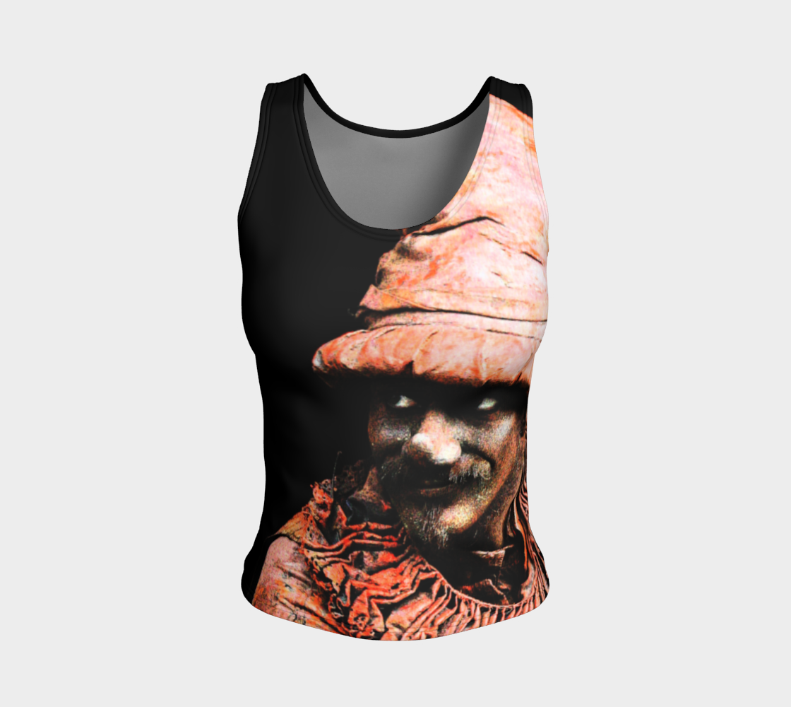 Street Performance 2 Fitted Tank Top preview
