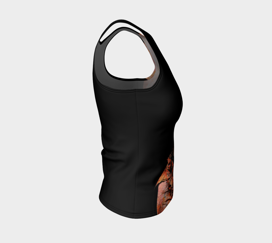 Street Performance 2 Fitted Tank Top preview #4