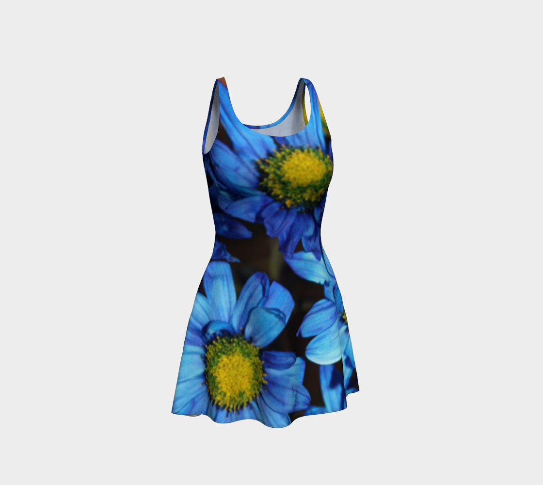 Blue Daisies  preview