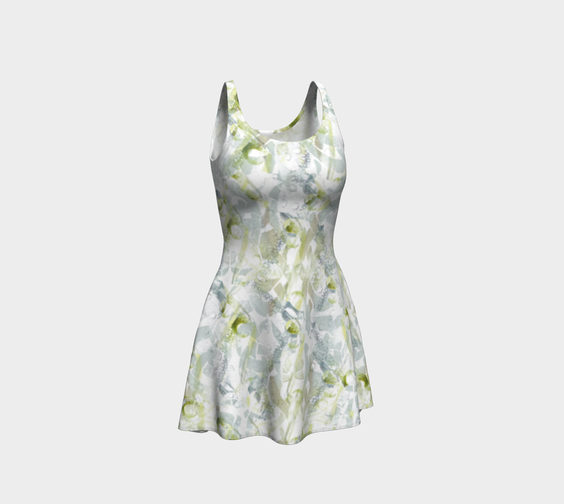 Spring Equinox Flare Dress preview
