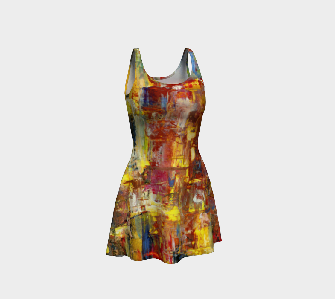 Nightlife Flare dress preview #1