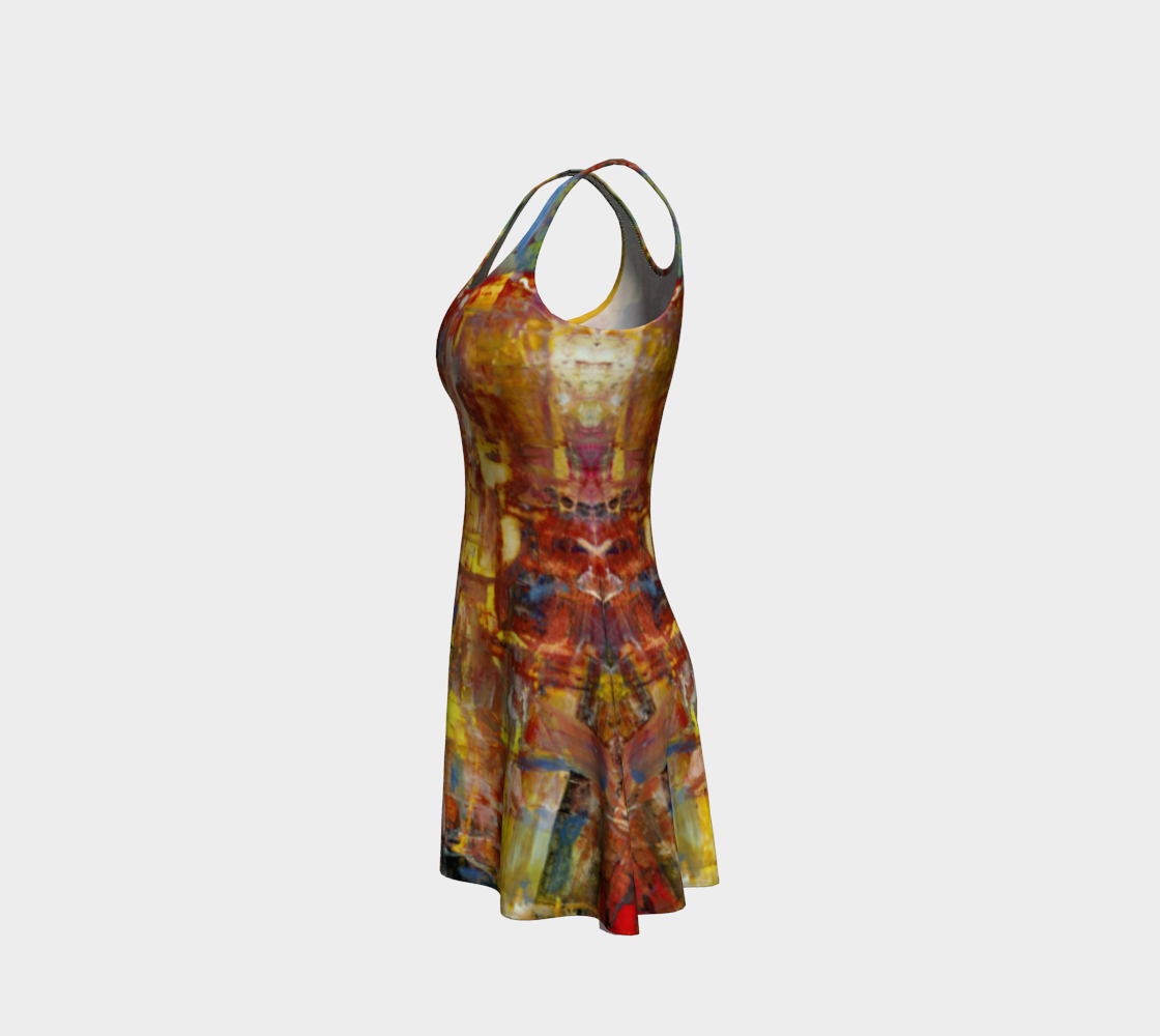 Nightlife Flare dress preview #2
