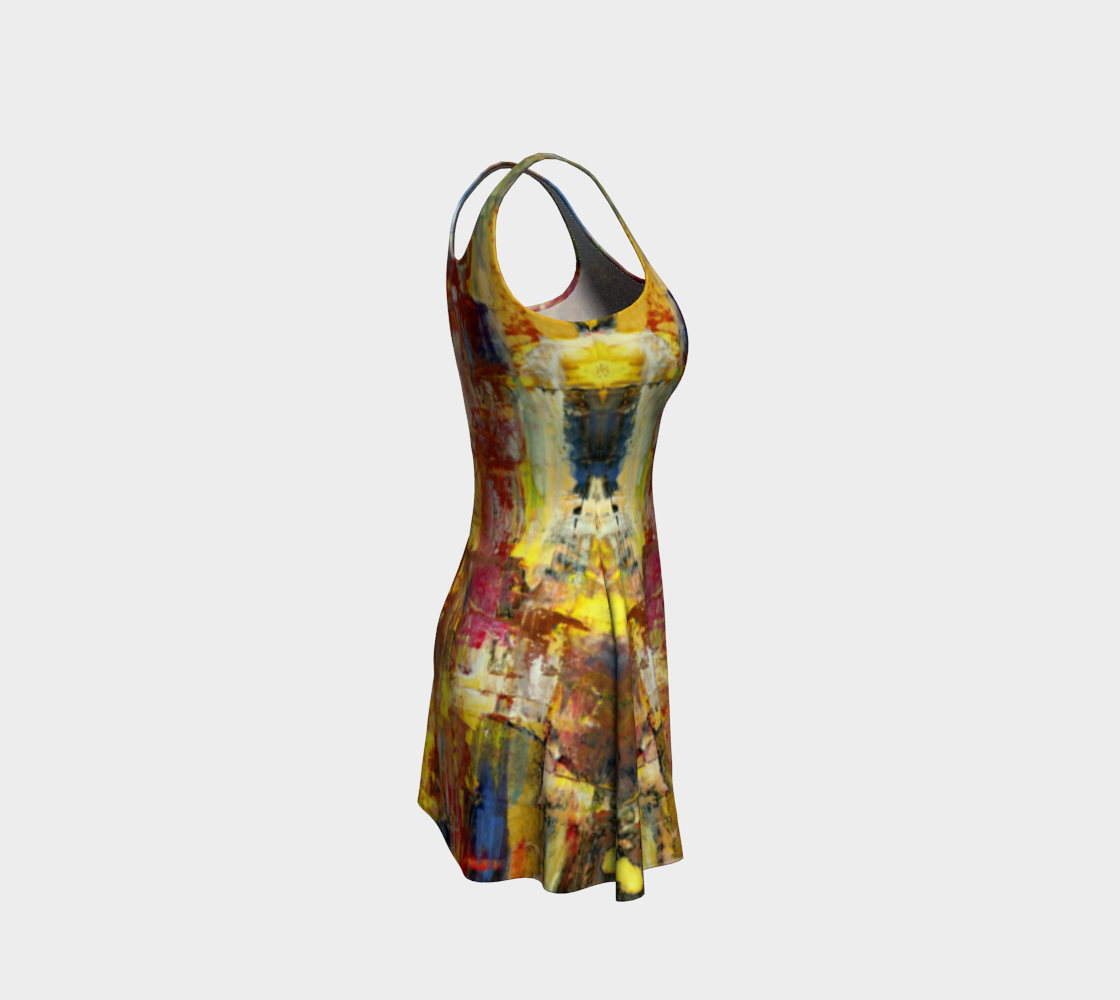 Nightlife Flare dress preview #4