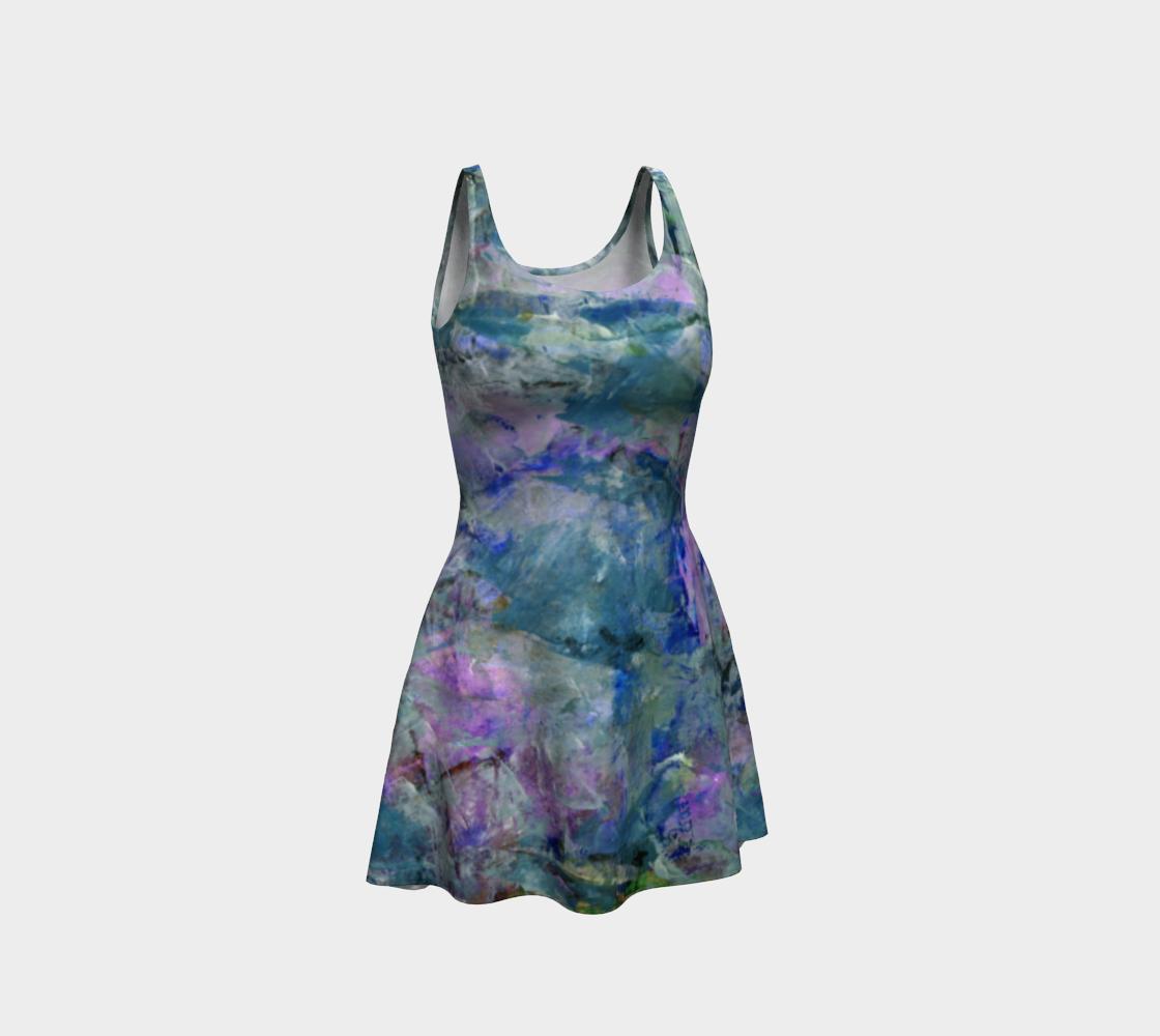 Jungle Stream Flare Dress preview
