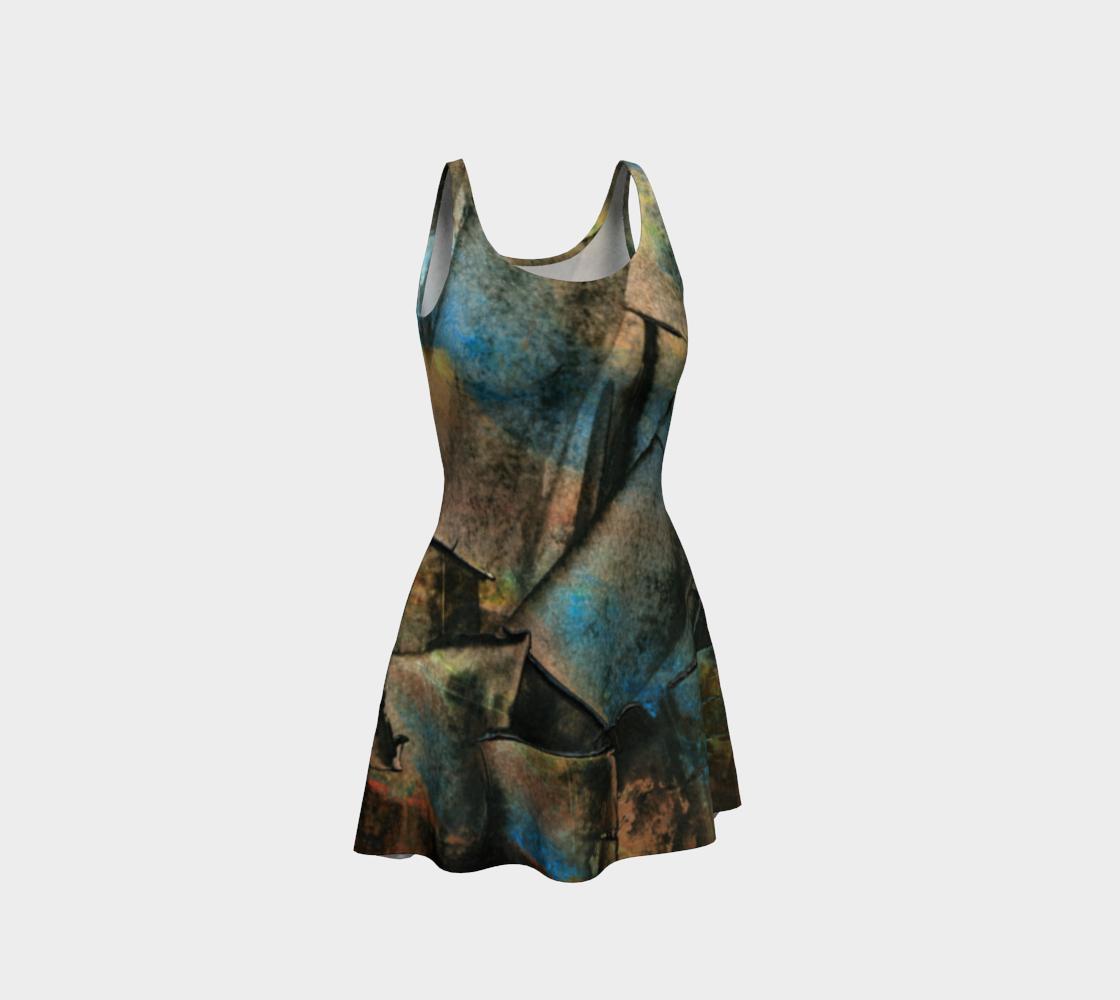 Landside Flare Dress preview