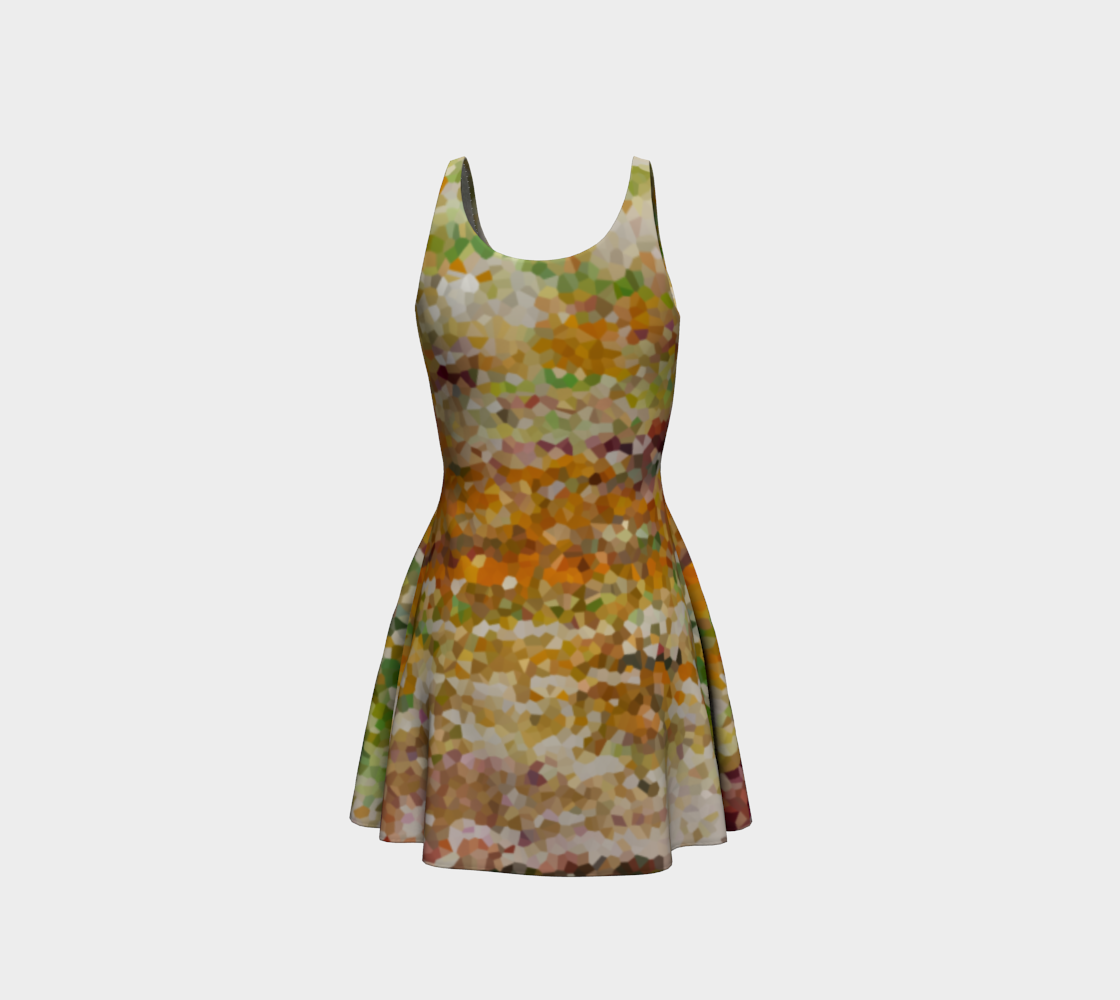 Aperçu de Mosaic.Flare.Dress #3
