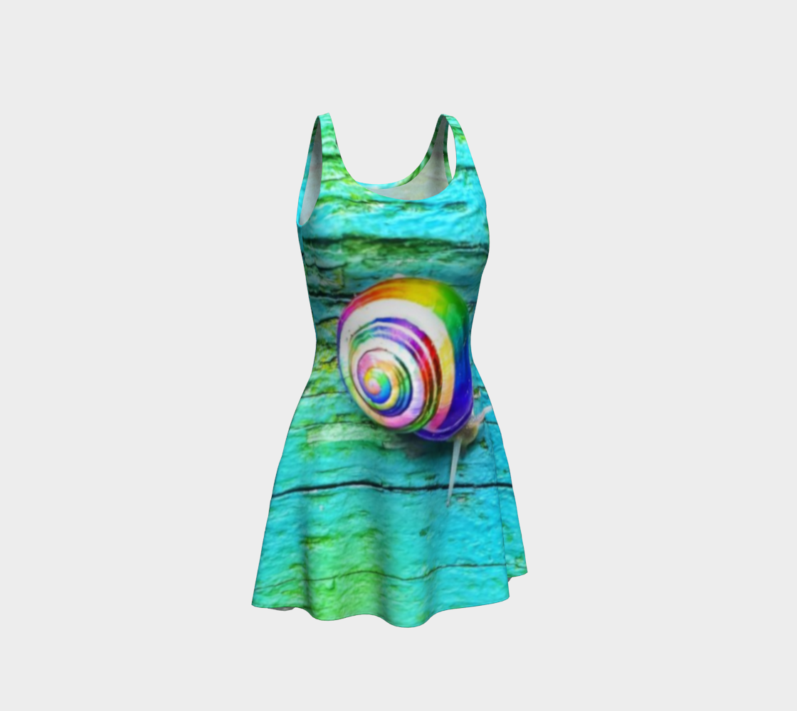 Rainbow Snail preview