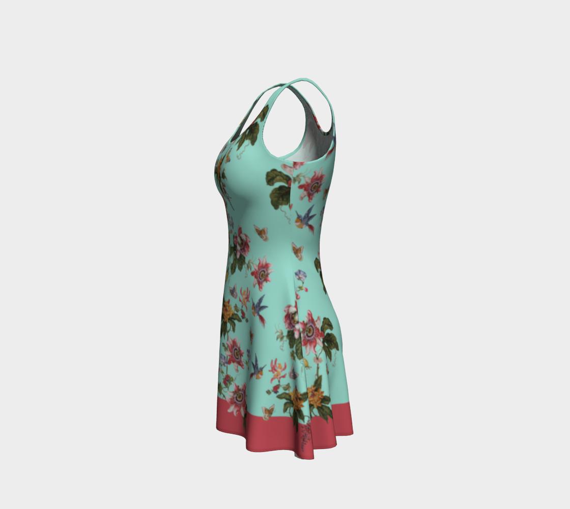 Fruit de la Passion Flare Dress preview #2