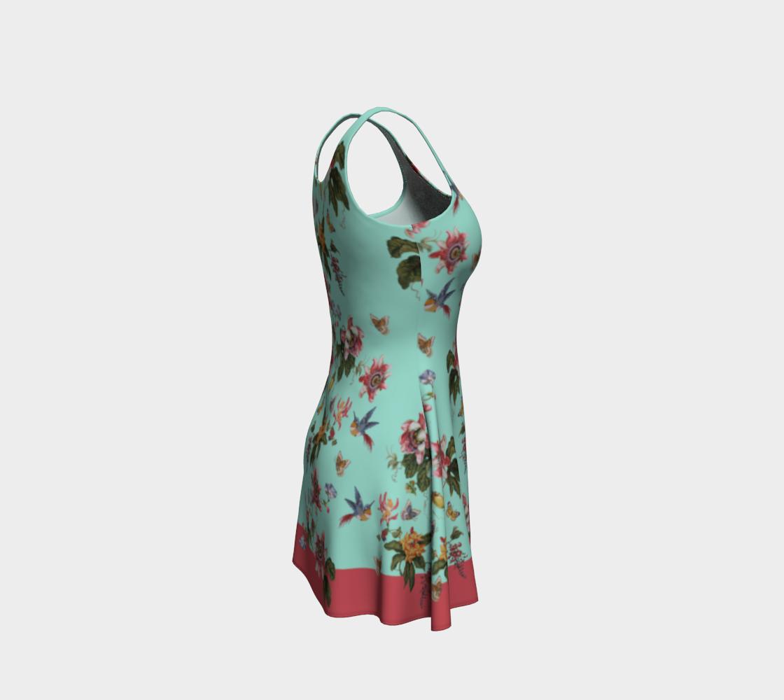 Fruit de la Passion Flare Dress preview #4