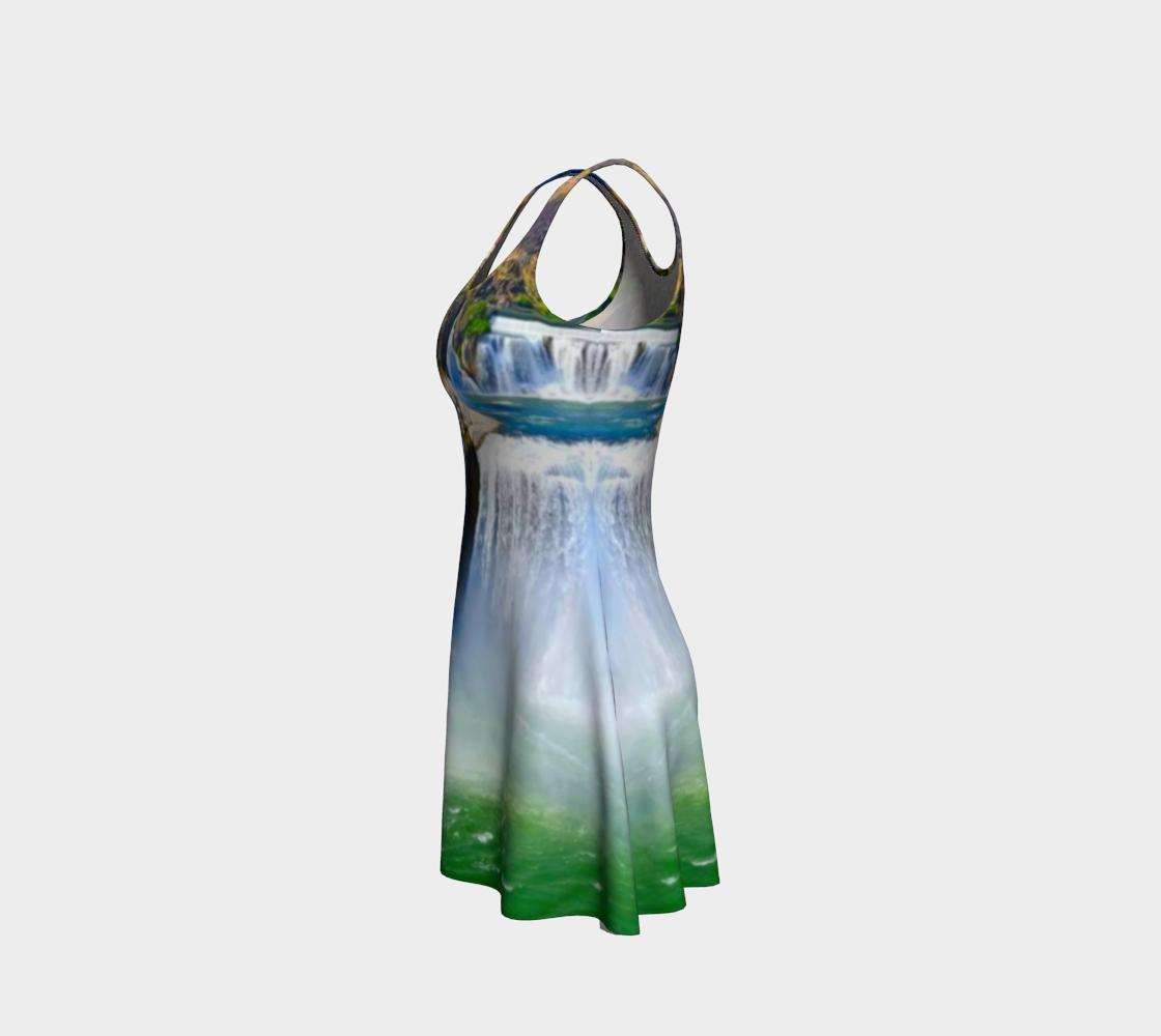 Fantasy Falls Flare Dress preview #2