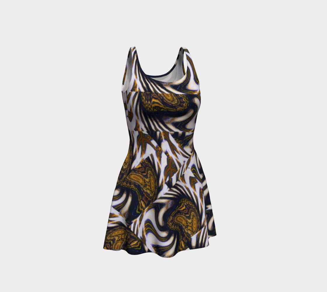Tiger Huntress Free-Range Dress, Version One preview
