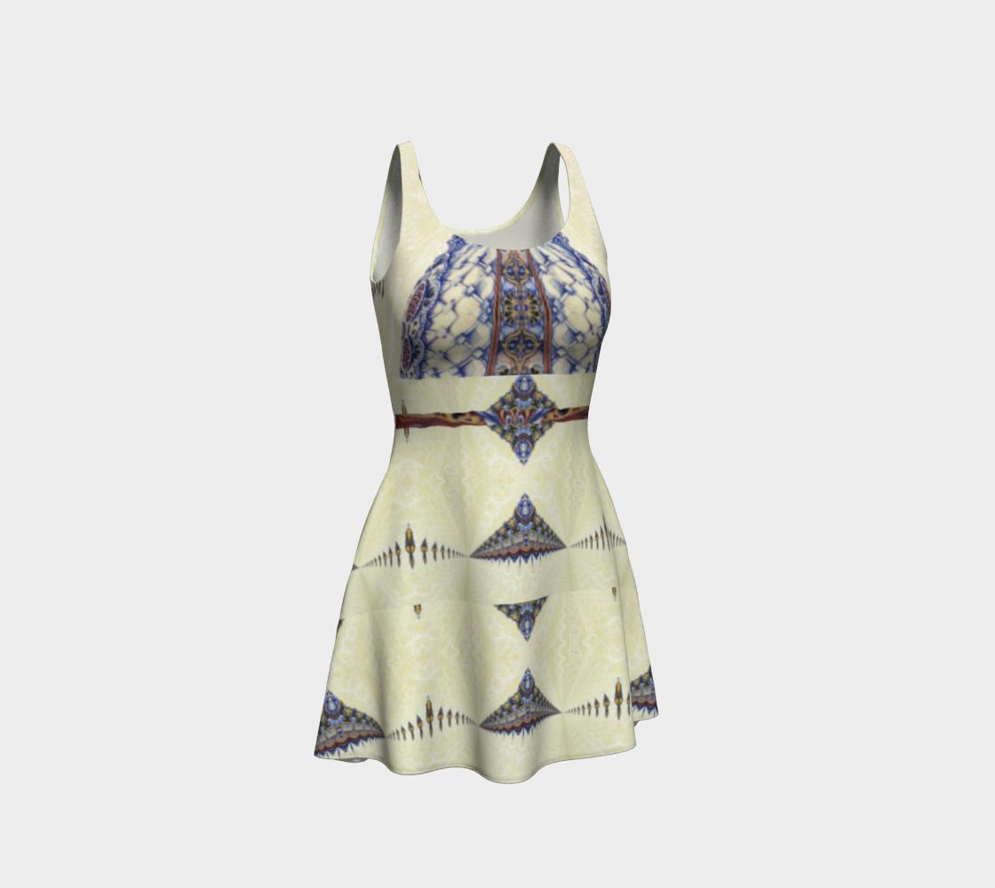 2020 Fine-Art Renaissance Bridge Party Dress preview