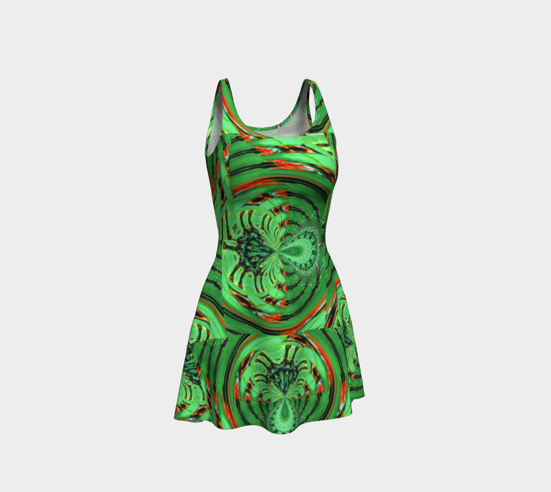 Emerald City Spider-Fly Dress preview