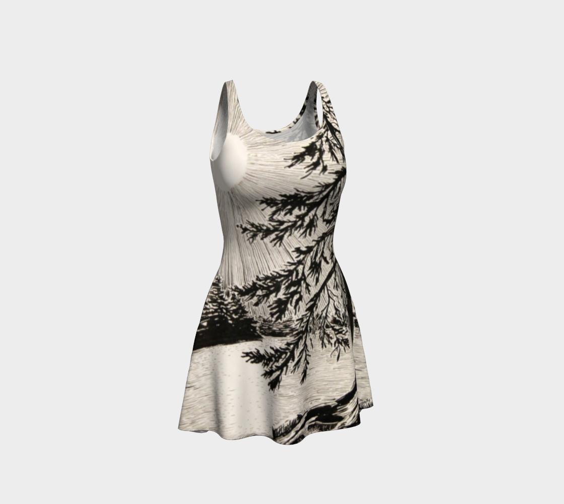 Evening Pine Dress preview