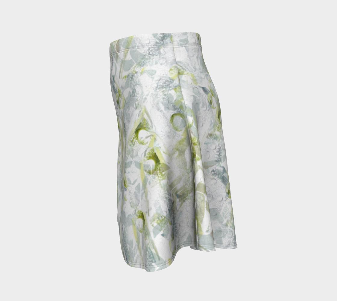 Spring Equinox Flare Skirt by Laura Davis Art Studio preview #2