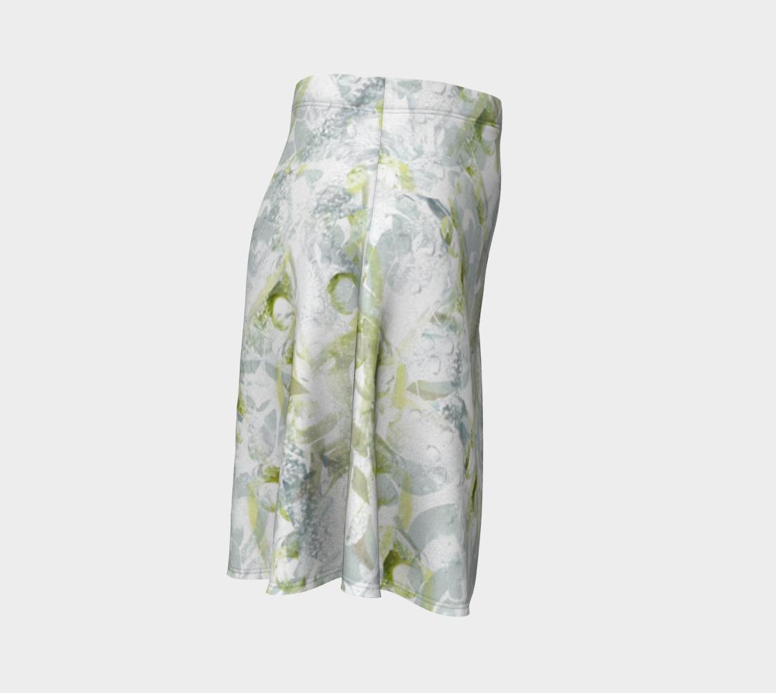 Spring Equinox Flare Skirt by Laura Davis Art Studio preview #3