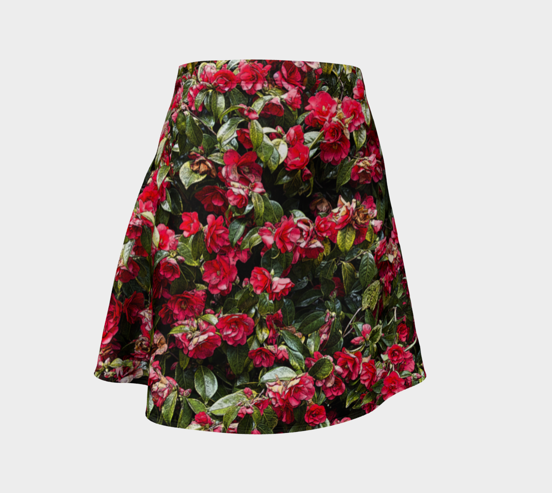 rosaglio flare skirt preview