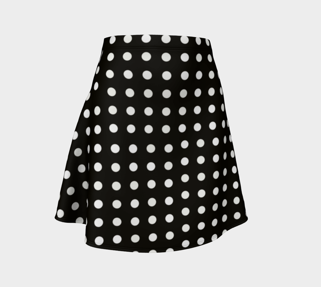 Aperçu de Black and White Polka Dots