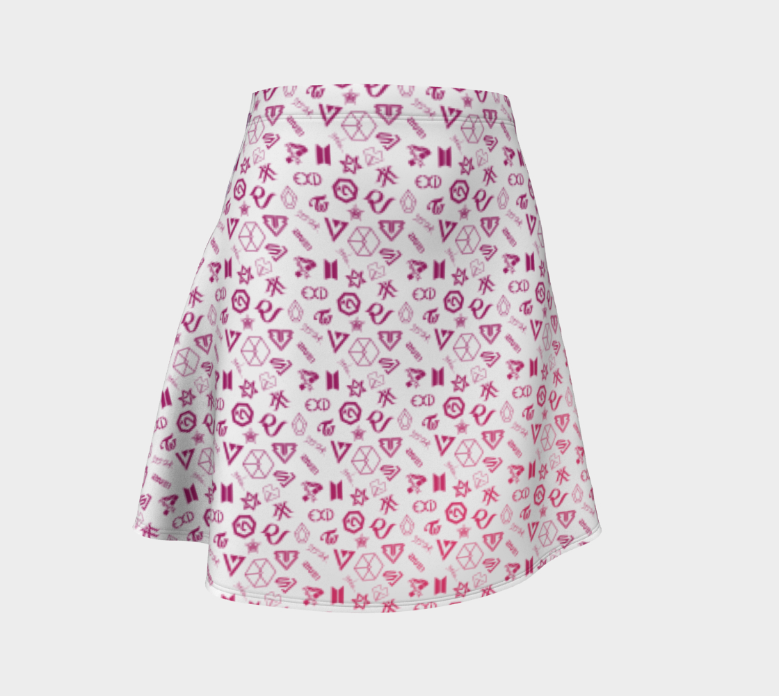 Multifan Skirt preview