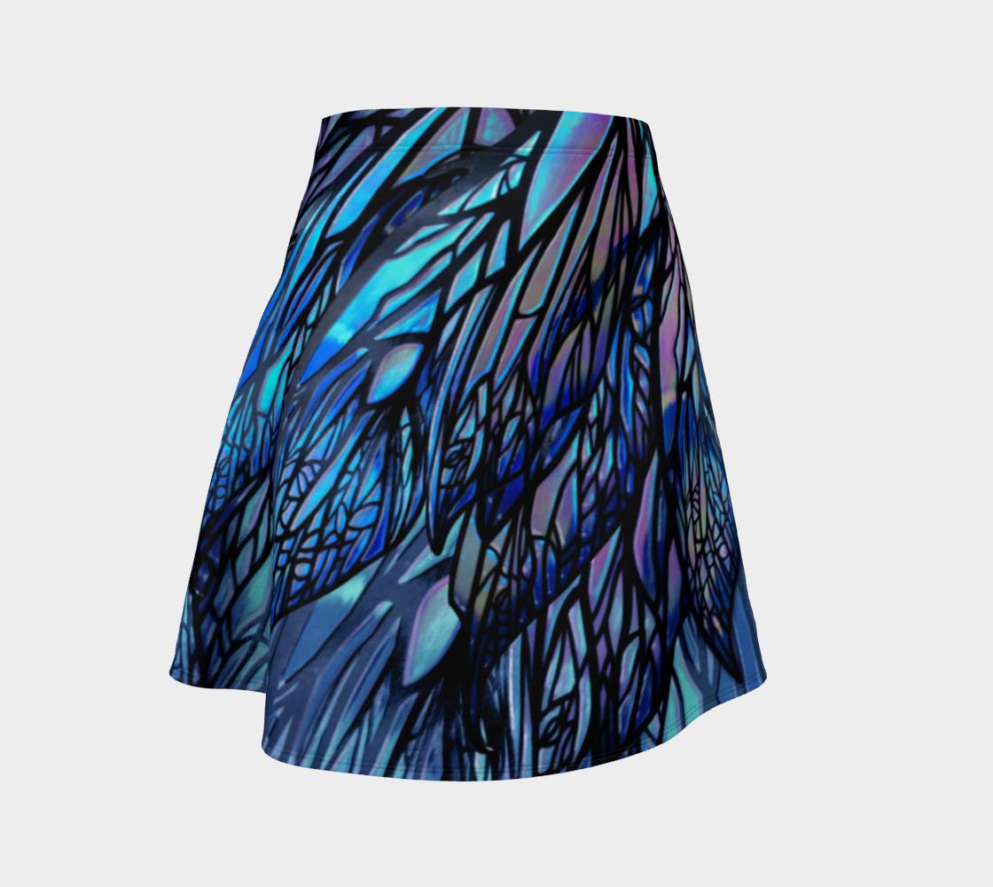 Colette Pixie Wing Flare Skirt aperçu