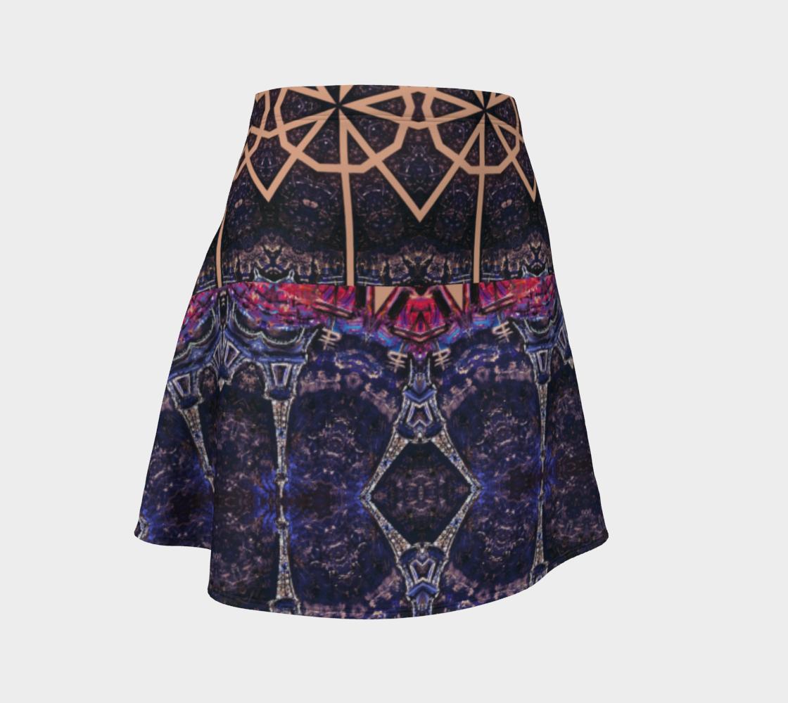 Eiffel Criss-Cross Party Skirt preview