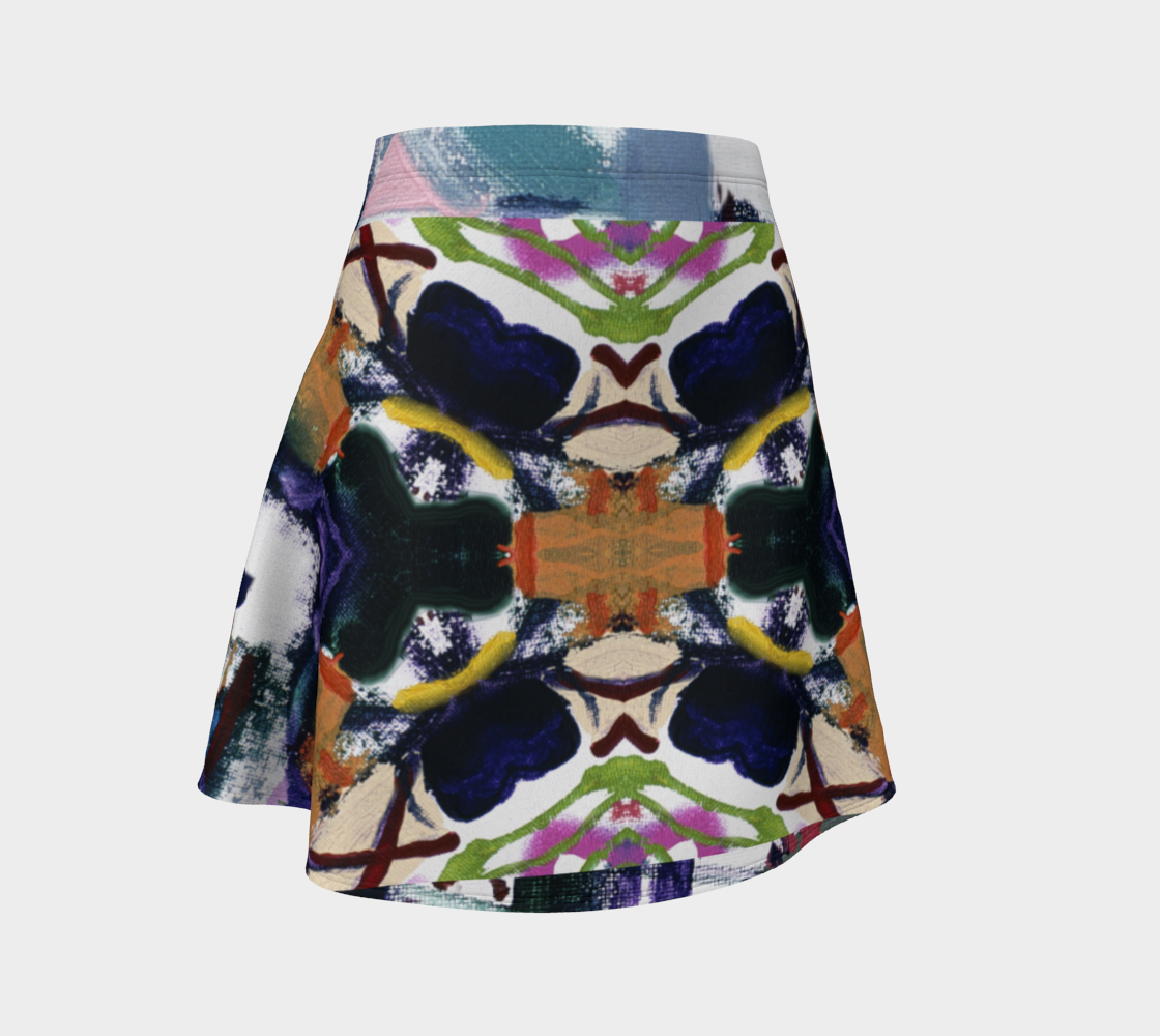 The Shrine Temple Flare Skirt preview