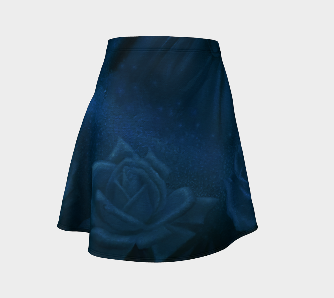Sapphire Flare Skirt preview
