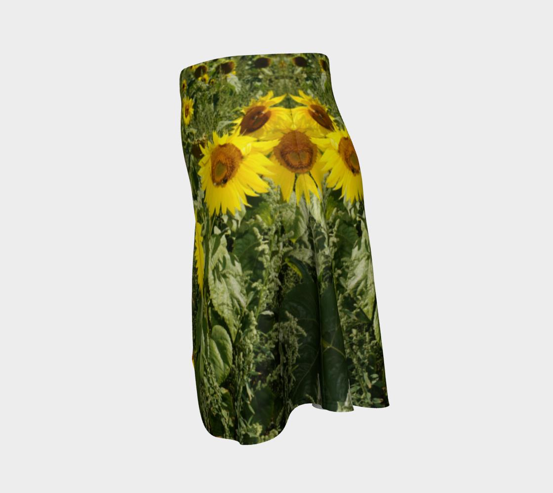 Sunflower Flare Skirt preview #2