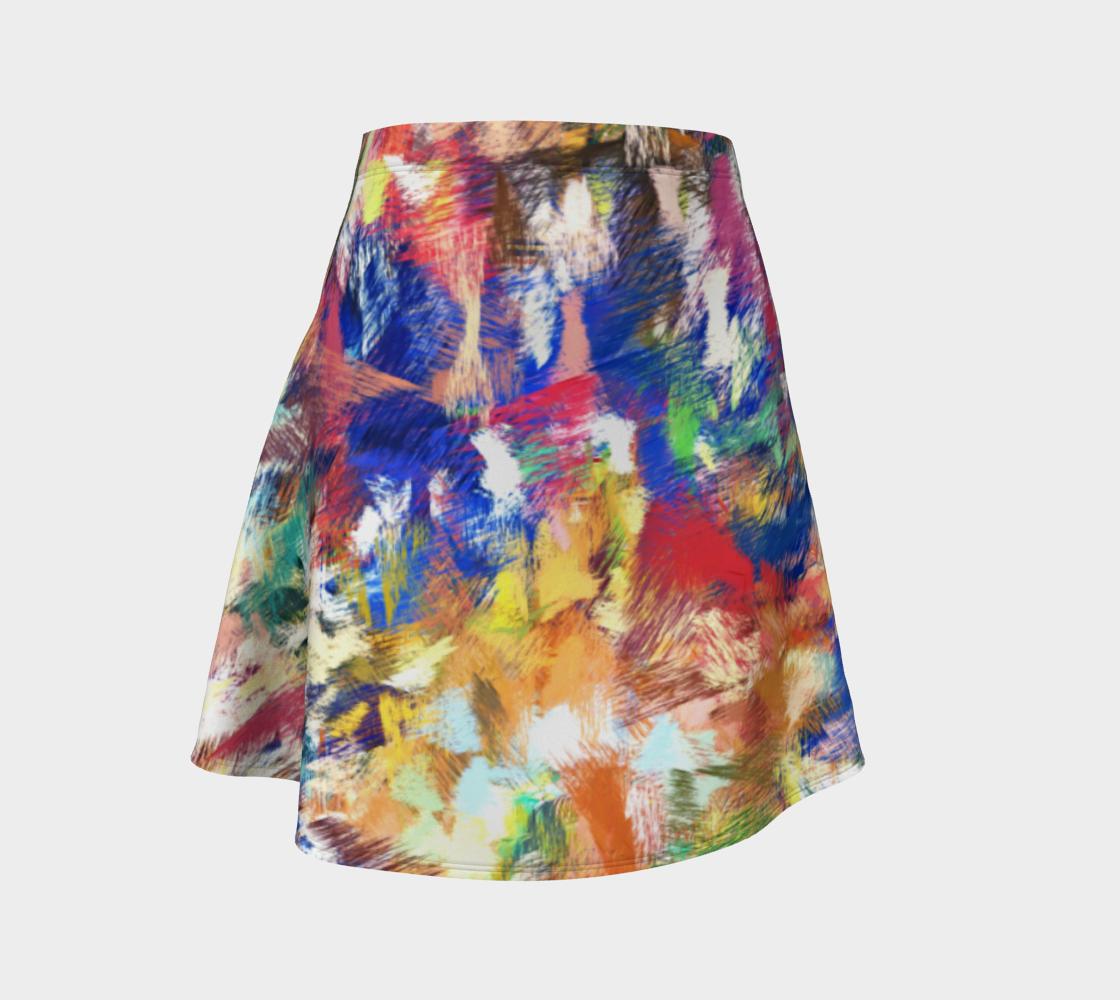 Aperçu de Animal Instinct Flare Skirt